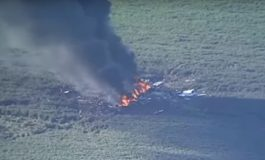 ВИДЕО:  Американски воен транспортен авион се урна во Мисисипи