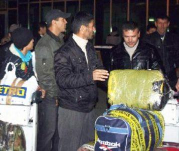 Од Германија депортирани државјани на Косово, Србија и Македонија
