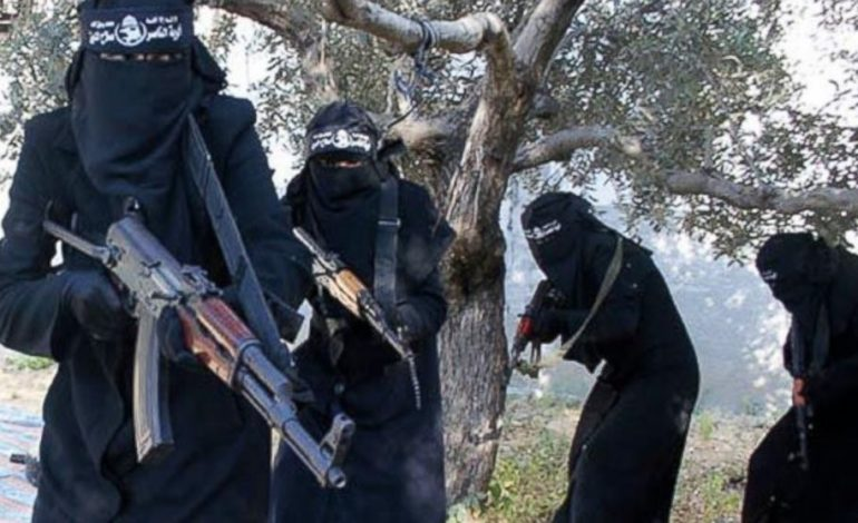 Косовката Џамиле Тахири е една од најрадикалните џихадистки во Сирија