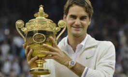 Федерер по осми пат го освои трофејот на Вимблдон