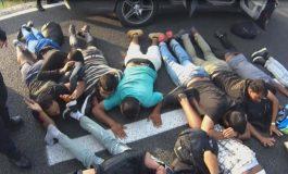 Разбиена досега најголема организирана група на криумчарење мигранти