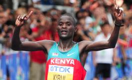 Кениецот Кируи победник на маратонската трка на СП