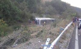 Почна сослушувањето на патниците од сообраќајката на автобус кај Велес