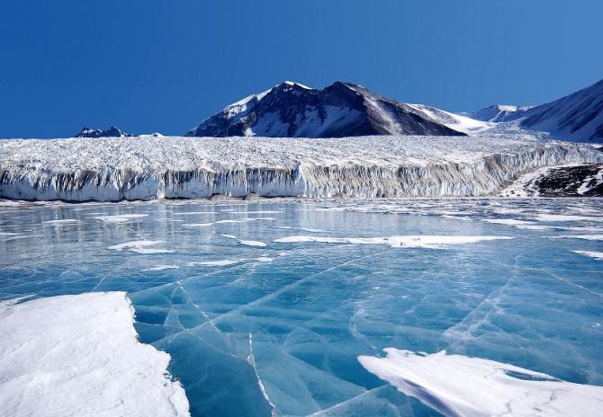 Арктикот станува гасна комора