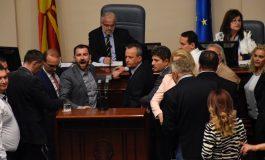 Вербален судир на пратениците од опозицијата со Џафери