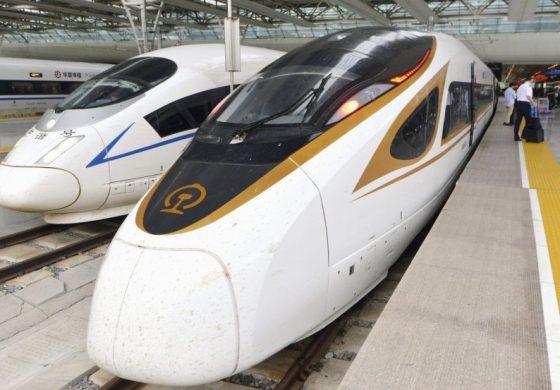 ВИДЕО: Ова е најбрзиот воз