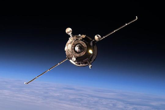 """""""Сојуз МС-06"""" пристигна на Меѓународната вселенска станици"""
