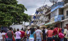 ВИДЕО: Над 224 загинати во силен земјотрес во Мексико
