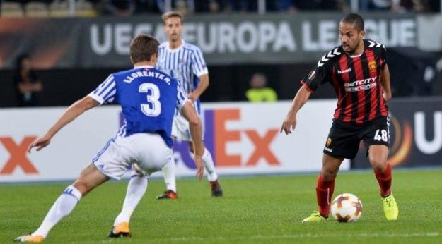 Вардар прими шест гола од Сосиедад