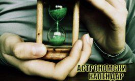 Астрономски календар - 11 јануари