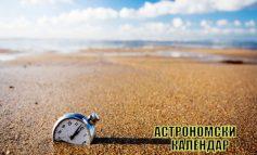Астрономски календар - 22 април