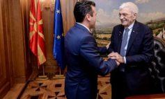 Бутарис рамнодушен на критиките зашто земјава ја нарече Македонија