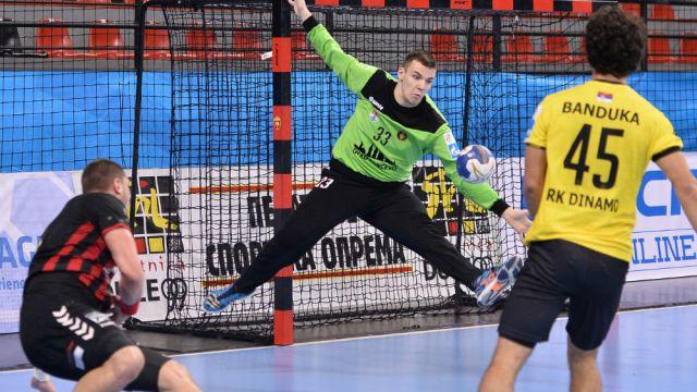 Вардар   тренираше   со Динамо Панчево во СЕХА