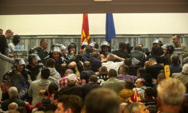 Продолжен притворот за 29 лица за настаните во Собранието од 27 април