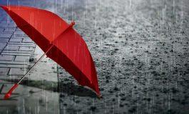 Облачно време со повремен дожд