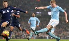 Манчестер Сити немилосрден против Тотенхем