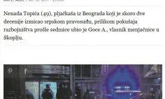 """Српски """"Блиц"""" го откри идентитетот на убиениот Србин во грабежот во Кисела Вода"""