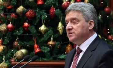 Годишно обраќање на претседателот Иванов