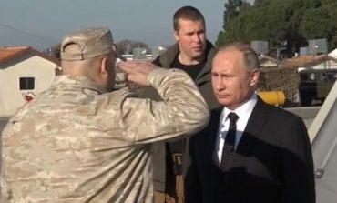 Путин неочекувано во Сирија: Русија ги повлекува своите трупи