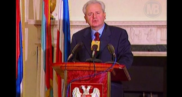 Кој ќари десет милиони долари за да го предаде Милошевиќ на Хаг?