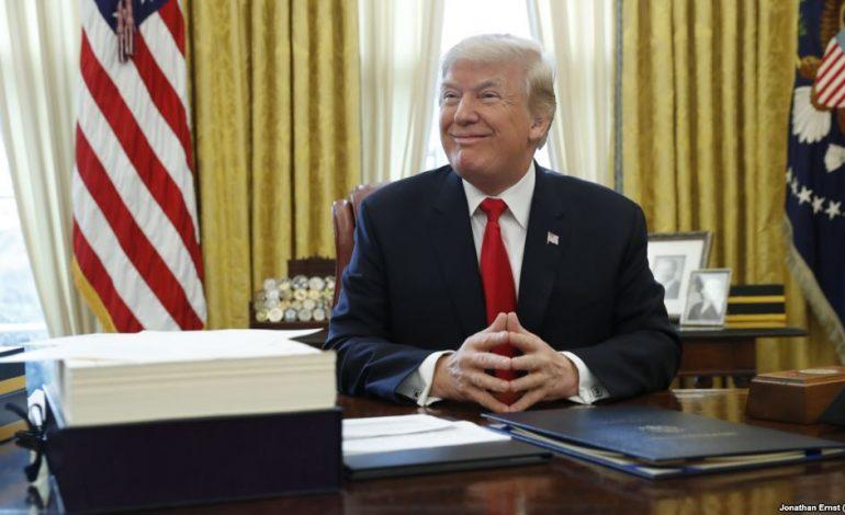 Трамп се согласил да се сретне со Ким Јонг Ун