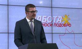 Мицкоски: Членови на СДСМ ми кажуваат дека се каат што гласале за нив