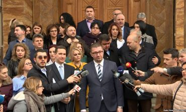 ВМРО-ДПМНЕ нерешителна за враќање во Собранието