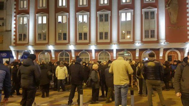 ВМРО ДПМНЕ повторно протестираше