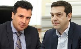 Се очекува нова средба Заев-Ципрас за името