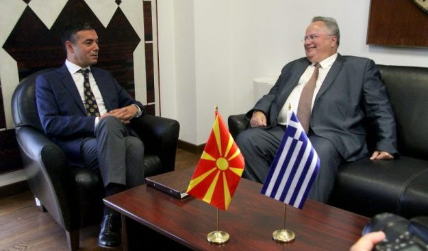 Димитров  Македонија и Грција ќе формираат работни групи за спорот со името