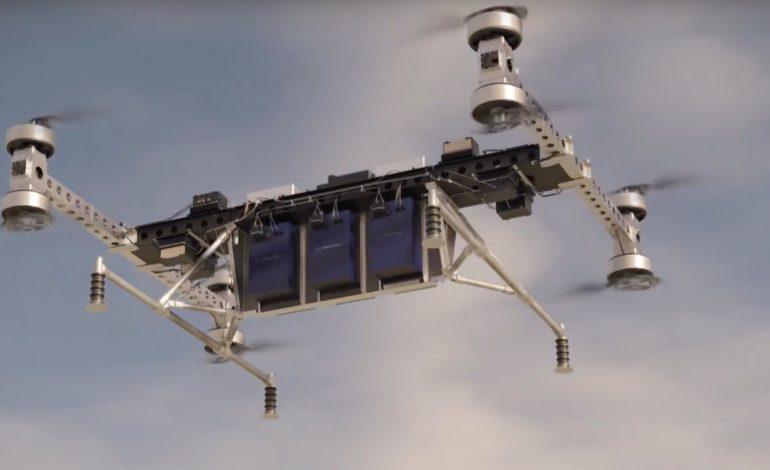 Боинг произведе дрон што може да носи 228 килограми товар