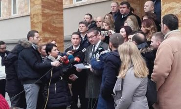 Пратениците на ВМРО-ДПМНЕ се обединети - нема да одат во Собранието