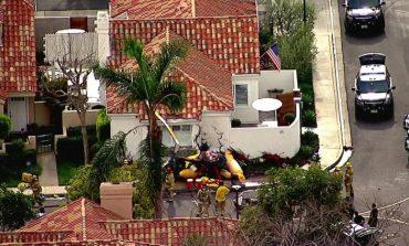 ВИДЕО:   Хеликоптер се урна врз куќа во Калифорнија