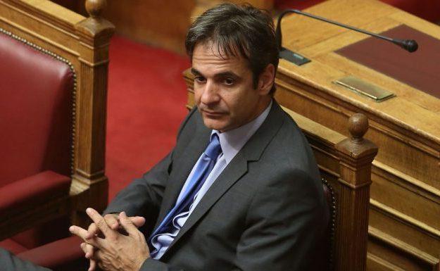 Мицотакис   Владата да запре со тајната дипломатија