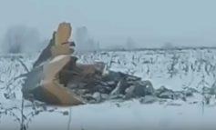 ВИДЕО:   Се урна руски патнички авион