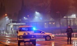 ВИДЕО:    Напад врз американската амбасада во Подгорица