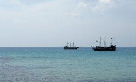Пловат воени бродови - се закнува ли војна меѓу Грција и Турција?