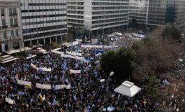 Сите лицитираат колку народ имало на протестот во Атина
