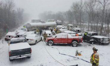 На САД им се заканува нова снежна бура