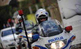 Штрајк на полицијците во Словенија