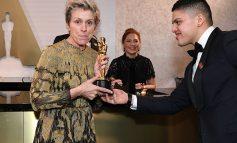 На Френсис Мекдорманд и го украле Оскарот, уапсен крадецот