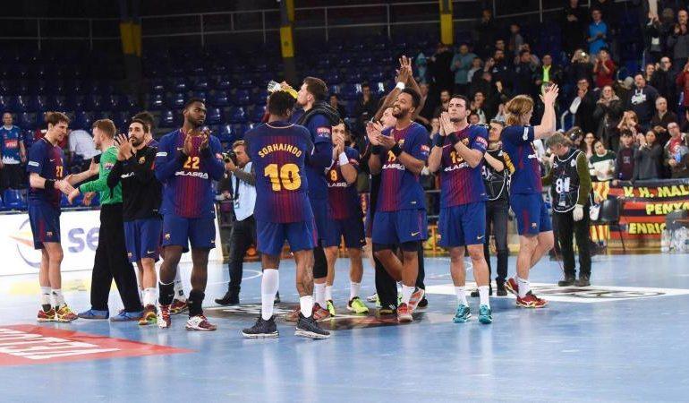 И Барселона елиминирана