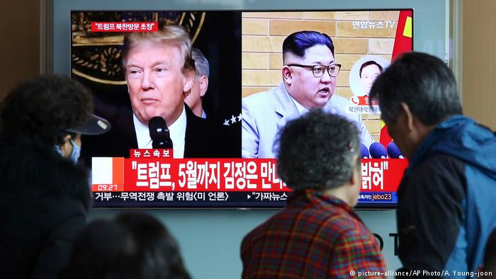 Доналд Трамп го условува Ким Јонг Ун