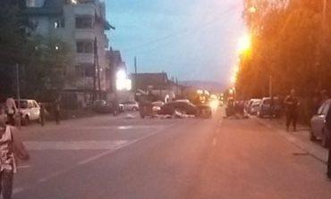 Прегазено дете во Ѓорче Петров - граѓани протестираат