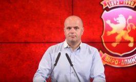 ВМРО-ДПМНЕ  бара да се гласа недоверба